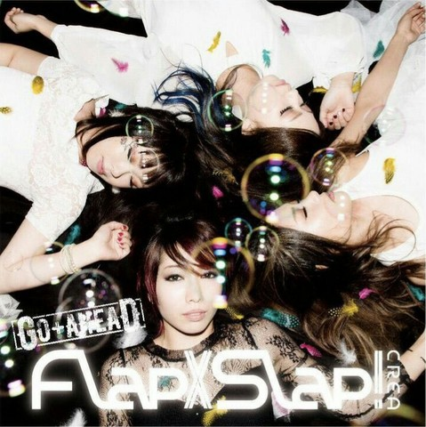 DOUBLE A-SIDE Single『GO+AHEAD/Flap×Slap!』【Flap×Slap!盤】