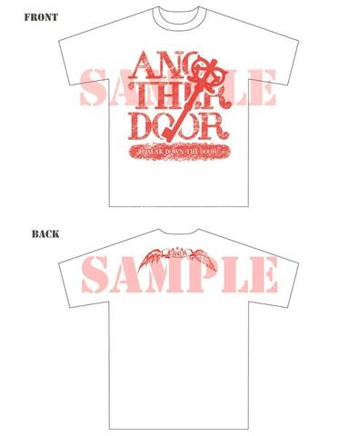 ANOTHER DOOR★Tシャツ(ホワイト)