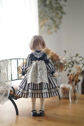 """""""Noir dress"""" for SDM"""