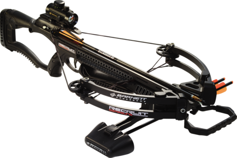 Barnett Recruit Compound Crossbow Package ※お取り寄せ