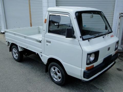 スバル サンバー トラック 4WD 委託販売車