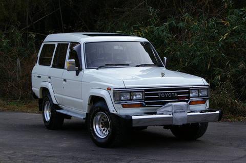HJ61V S63・1登録 183000キロ