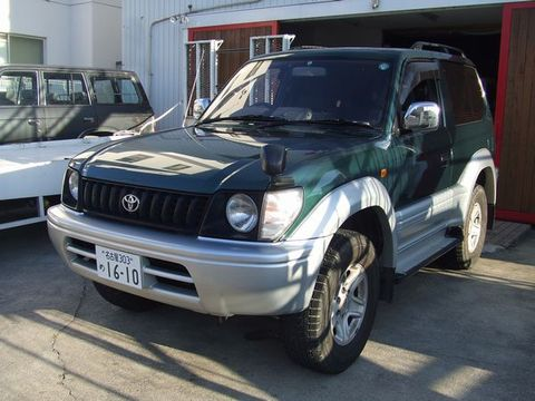 VZJ90W  プラド RZ V6 3400 1ナンバー  NOx適合