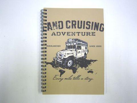 クーンさんプロデュース ノートブック 車 新品