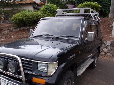 ランクルKZJ78プラド 委託販売中古車両