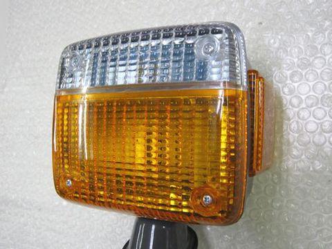 ランクル40 フロントウインカーアッセンブリー左 日本製 社外品 新品
