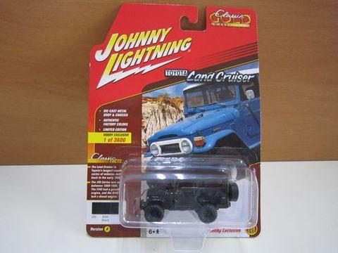 ランクル40幌 黒 ジョニーライトニング 新品