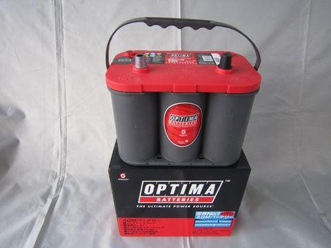 OPTIMA レッドトップ 1050S(R/L) 新品
