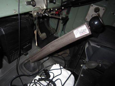 スペクター 40用シフトレバーパット グレー