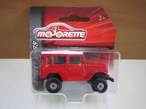 ランクル40バン 赤 マジョレット 新品