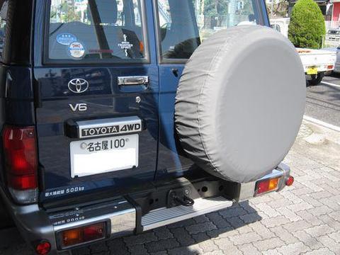 スペクター・スペアタイヤカバー 31x11 新品