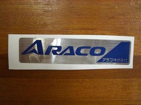 スペクター ARACOステッカー