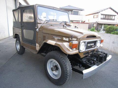 BJ41V改 幌 昭和54年式 委託販売車