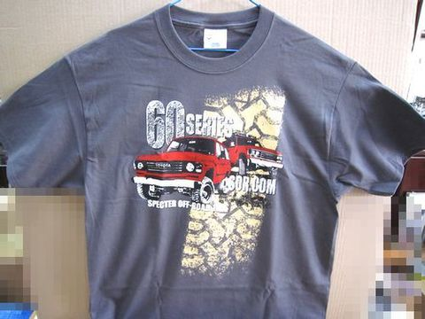 ランクル60 スペクター新Tシャツ Mサイズ 新品
