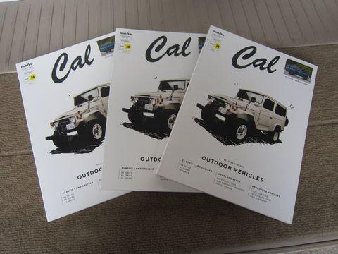 Cal vol.38  2021年  03月号  グッズプレス  増刊  新品