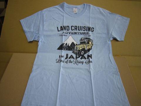 クーンさんプロデュース Tシャツ 水色 新品