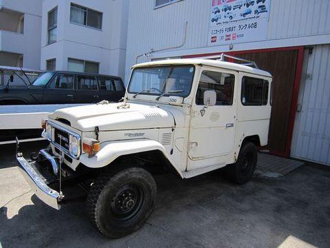BJ41V  白 昭和54年式