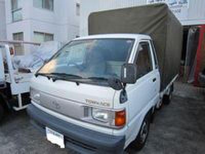 タウンエース 1トン幌トラック 車検平成24年9月まで