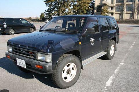 テラノ R3M VG30(V6/3000cc) 委託車両
