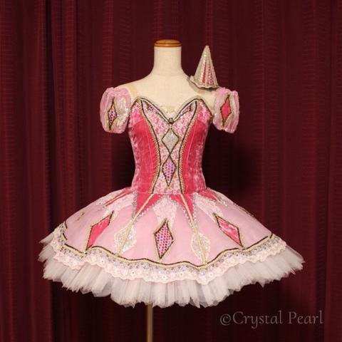 クラシックチュチュ(ピンク)ー11
