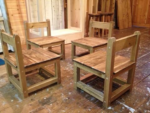 キッズチェアー,木製,アンティーク,レトロ,子供椅子,チャイルドチェア
