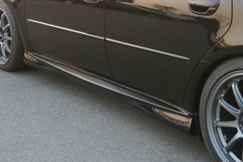 レガシィ BL5 A~E 型            塗装済み            2.0GT/2.0R/2.0i/3.0R             サイドステップ