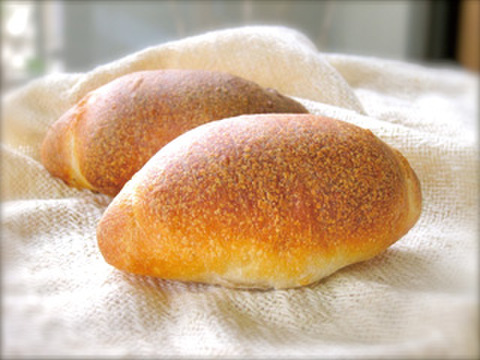 01.プレーンロール(2個入)【 焼きたてパン[常温]】