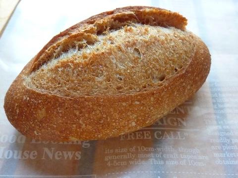 16.ライ麦の丸粒が入ったライ麦パン(2個入)【 冷凍パン生地 】