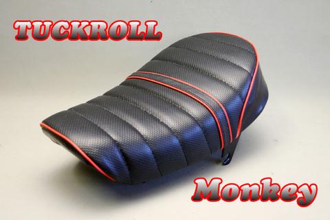 モンキー 5L タックロール TL シート ベルト付き 黒/P赤