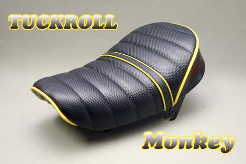 モンキー 5L タックロール TL シート ベルト付き 黒/P黄