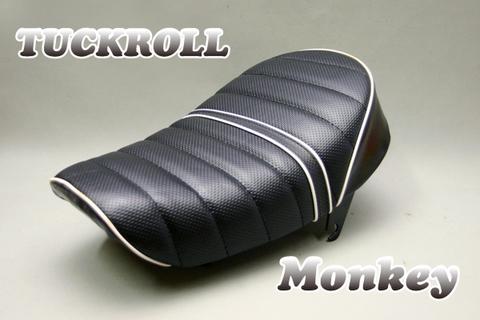 モンキー 5L タックロール TL シート ベルト付き 黒/P白