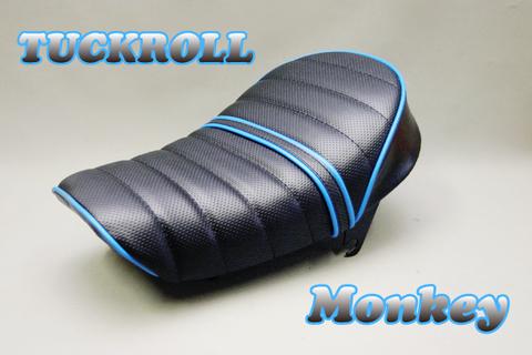 モンキー 5L タックロール TL シート ベルト付き 黒/P青