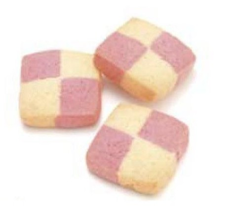 【お菓子】スクエアプレーン&ストロベリー(1kg)
