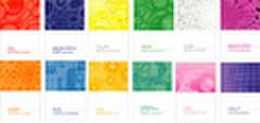 カラーセラピーカウンセリングカード(アヴァターラ・オーラライト・センセーション用>各1枚