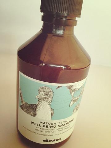 イタリアのアロマシャンプー[ノーマル用(ぬくもりのあるやさしい香り)]/ダヴィデス/ナチュラルテックシャンプー<E>