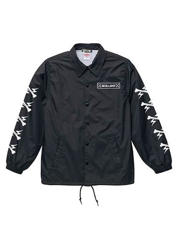 SKULLSHIT Cross Bone Coach Jacket (SKS-450)