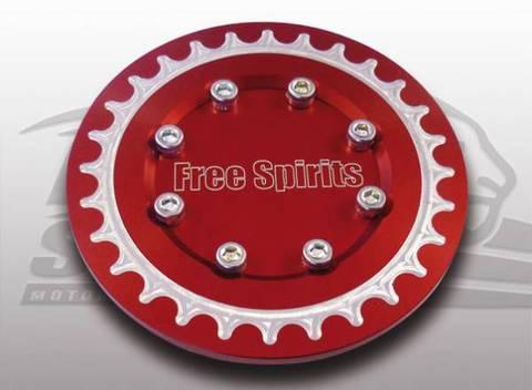 Freespirits 04~Buell XB ドライブスプロケットカバー
