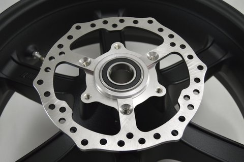 ERIC BUELL RACING リア ライトウェイトブレーキローター(ボルト付)H0150.07AH
