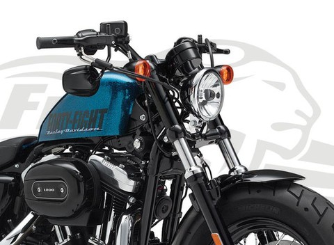 Freespirits Sportster Forty-Eight 2010-15& Custom 2011以降 アッパーフォークカバー Code: 202314