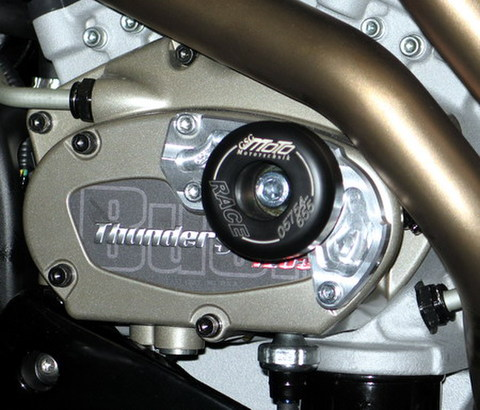 Buell 08~XB ドイツGSG エンジンスライダー