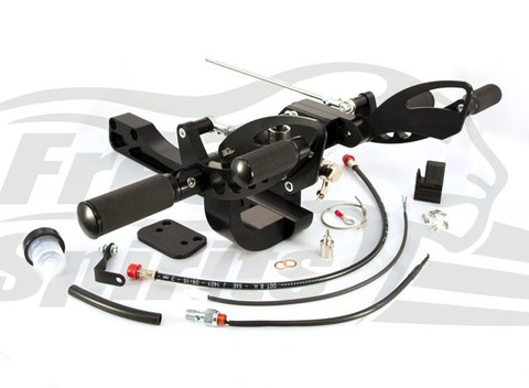 TriumphBobber用 フォワードコントロールキット Code: 306106