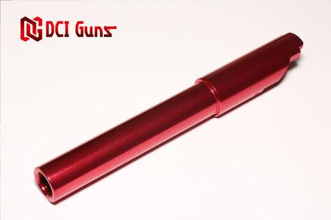 11mm正ネジメタルアウターバレル マルイ M45A1/1911/MEU用RED
