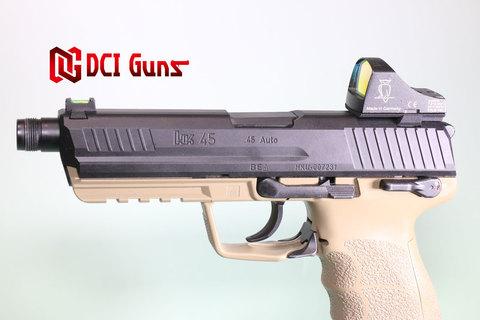 ドクターサイトマウントV2.0 東京マルイ HK45/45T用