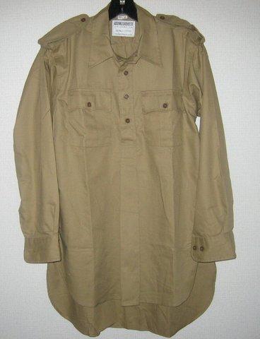 WW2イギリス軍★エアテックス・デザートシャツ★