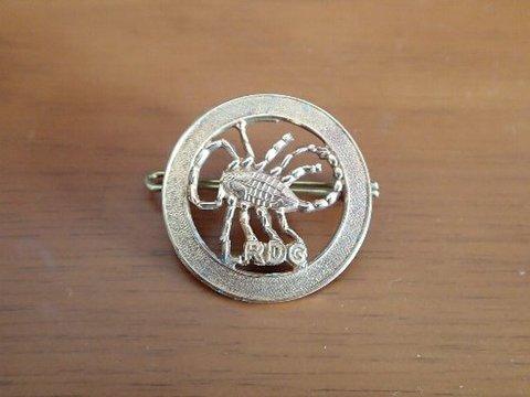 WW2★イギリス軍(英連邦軍)★L.R.D.G ベレーバッジ帽章
