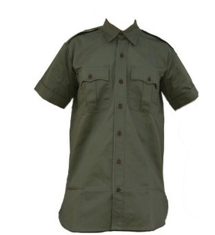 WW2 英軍★ショートスリーブ★JGトロピカルシャツ