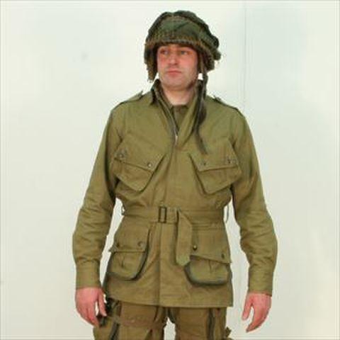 WW2米軍★M42ジャンプジャケット★パラトルーパーJK
