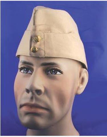 WW2英軍カーキドリルSFキャップ