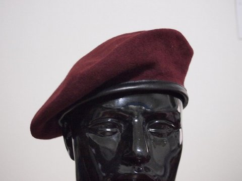 WW2英軍★空挺部隊マルーンベレー帽★パラ★WW2スタイル新品