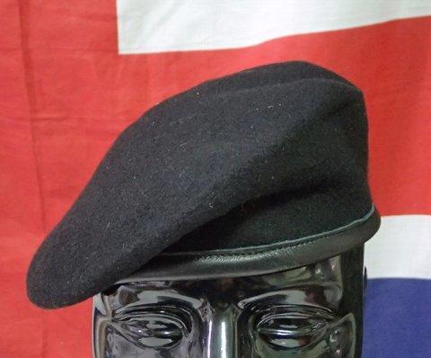WW2英軍★イギリス軍ブラックベレー帽★WW2スタイル★新品